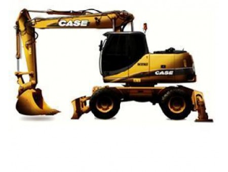 CASE CX490D LC TIER 4B