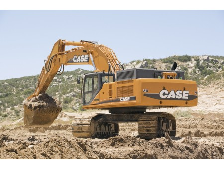 CASE CX700 TIER 3