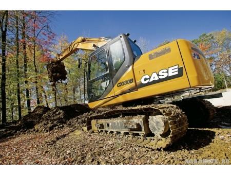 CASE CX130D LC TIER 4B
