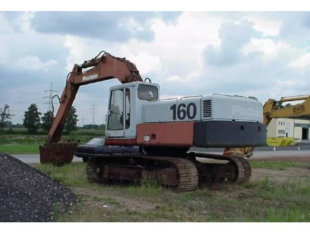 CASE 160CK CRAWLER