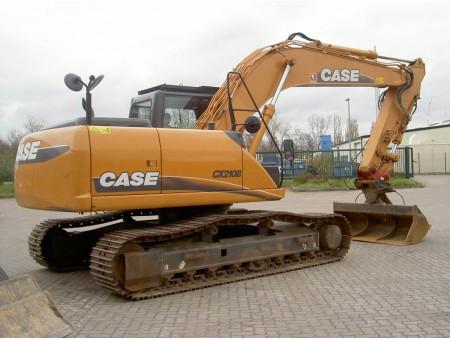 CASE CX210B TIER 3