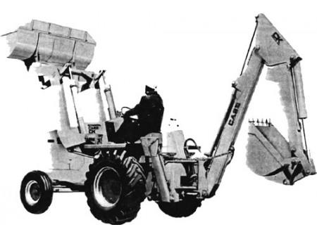 CASE 680CK-G