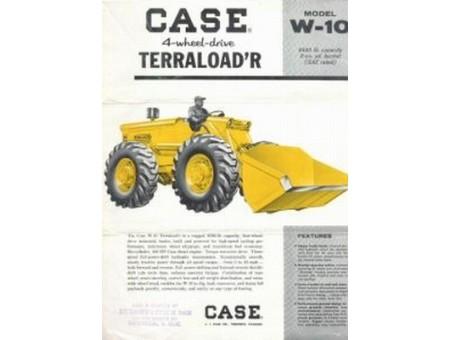 CASE W9B