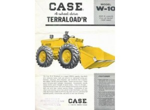 Погрузчик Case