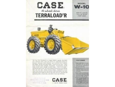 CASE W10BD