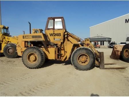 CASE W24B - 9120798